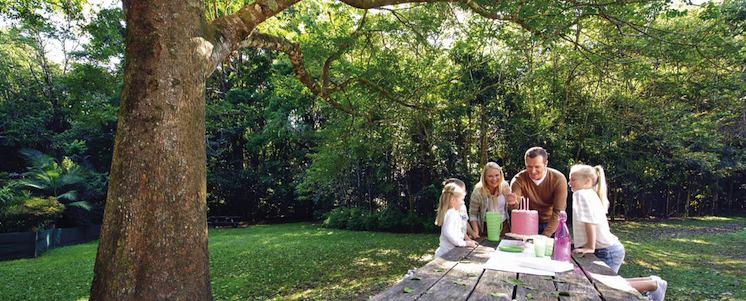 3 family at picnic table3